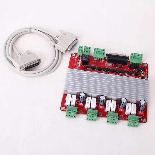 ЧПУ 4 оси TB6560 3.5A Драйвер шагового двигателя плате контроллера качества для Mach3 магазин при фабрике