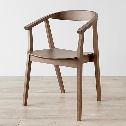 Nordic ikea stoel moderne minimalistische wit eiken for Ikea houten stoel