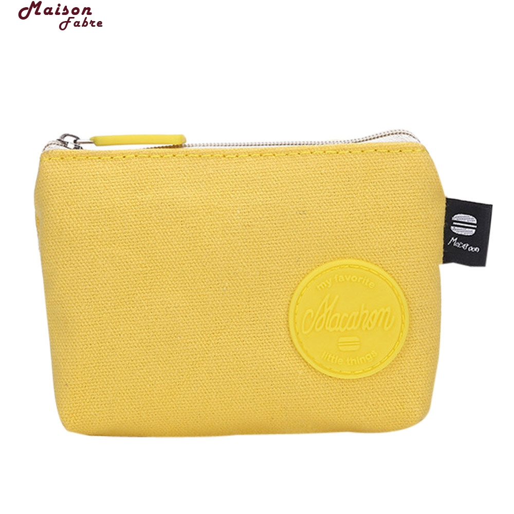 Maison Fabre Coin Purse Woman Women Girls Cute Fashion Coin Purse Wallet Bag Change Pouch Key Holder Coin Purse Small fggs hot chinese silk embroidery wallet change coin bag handbag small purse pouch random