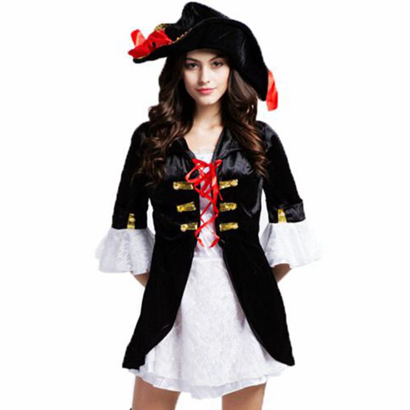 Pirate costume adult halloween plus size costume for women disfraces halloween mujer women costumes halloween halloween costumes on Aliexpress.com | Alibaba ...  sc 1 st  AliExpress.com & Pirate costume adult halloween plus size costume for women disfraces halloween mujer women costumes halloween halloween costumes on Aliexpress.com | ...