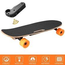 2017 neue Drahtlose Elektrische Skateboard LG Batterie Vier Räder Hoverboard Longboard Elektroroller mit fernbedienung schlüssel