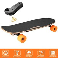 2017 New Wireless Electric Skateboard Four Wheels Hoverboard Longboard Electric Scooters with remote controller key