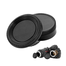 Centechia Высокое качество крышка корпуса с задней линзы анти-Пылезащитная Крышка для Nikon AF AI DSLR Объектив камеры