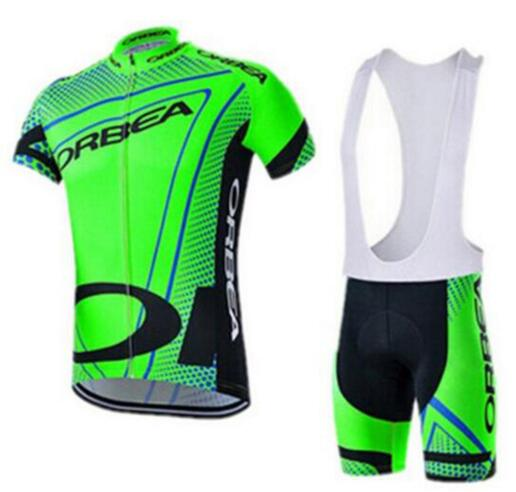 2018 new ORBEA cycling jersey Bike shorts suit MTB mens summer ropa ciclismo cycling wear BICYCLE Maillot Culotte Breathable цена