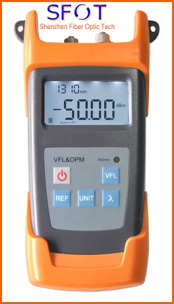 Power meter and VFLPower meter and VFL