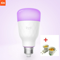 Update Version Xiaomi Yeelight Smart LED Bulb Colorful 800 Lumens 10W E27 Lemon Smart Bulb Lamp