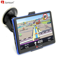 7inch HD Car GPS Navigation MT8127 Quad Core Windous CE 6 0 Bluetooth AVIN Europe USA