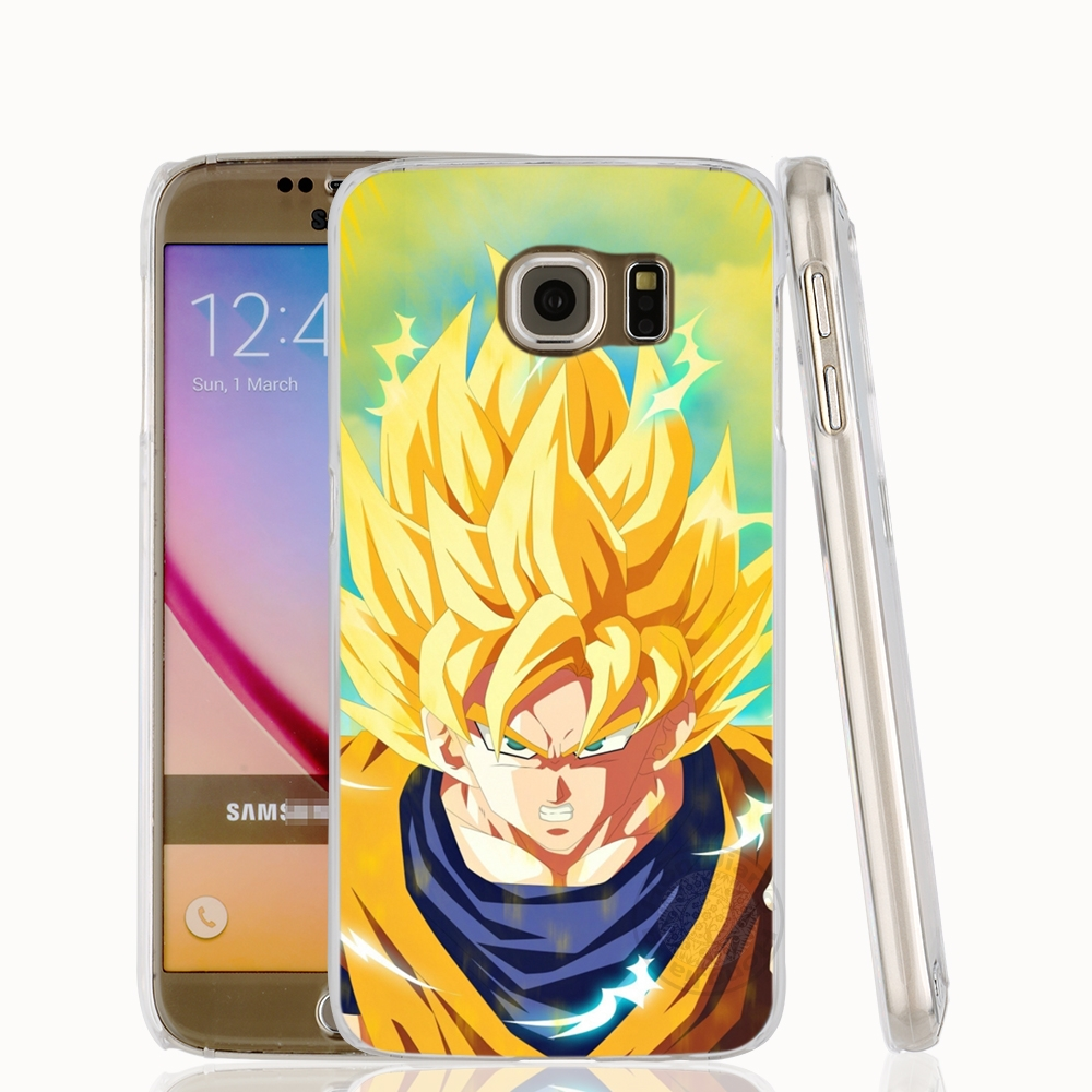 DBZ Samsung Galaxy S7 edge PLUS S8 S6 S5 S4 S3 MINI Case -9