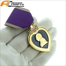 Военный орден фиолетового сердца США военная медаль