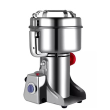2500G swing type stainless steel medicine grinder mill small household spice electric powder machine 50-300mesh
