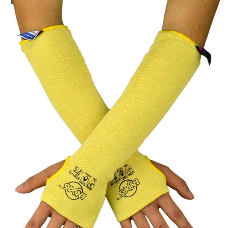 aranysárga kötött vágásgátló / fájdalmas kéz könyök és - Szerszámkészletek - Fénykép 4