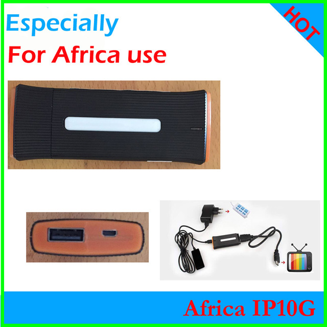 Free Shipping 2018 Africa channels xTV Box IP10G android tv box Full HD vod Africa with sports TV stick for global use