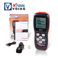 2016 Free shipping Original diagnostic tool XTOOL VAG401 OBD2 OBDII Scanner ABS SRS Engine Code Reader Update online vw car