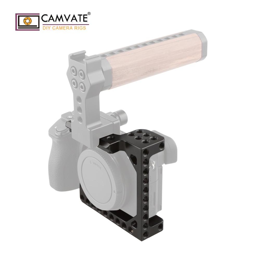 Image 3 - CAMVATE Camera Cage Frame For A6000 /A6300 /A6400/A6500