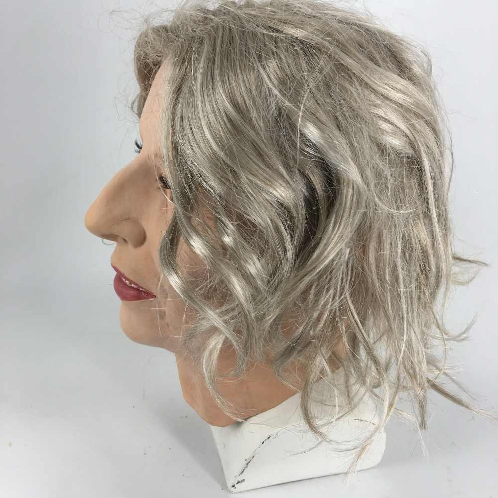 2018 новые модные красивые очаровательные женские латексные маски для девочек, костюмы на Хэллоуин, вечерние украшения для косплея