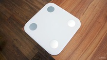 Authentic Xiaomi Mi Good Physique Fats Scale 2 Mifit APP & Physique Composition Monitor With Hidden LED Show And Large Toes Pad