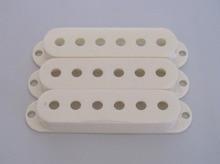 15pcs Parchment 52mm Pole ST  Guitar Pickup Cover Covers 3 Single Coil