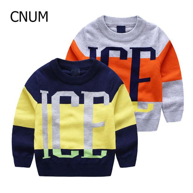 Alta Qualidade 100% algodão crianças meninos outerwear camisola Nova Marca Menino Camisola roupas o-pescoço blusas polos camisola do bebê das crianças