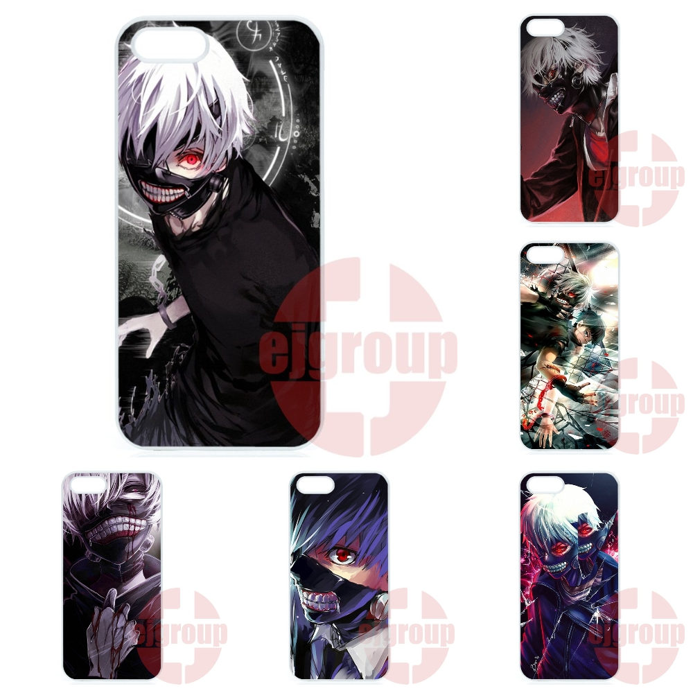 For Galaxy Y S5360 Note 3 Neo Ace Nxt Plus On5 On7 On8 2016 For Amazon Fire Cover Cases Hinami Fueguchi Tokyo Ghoul