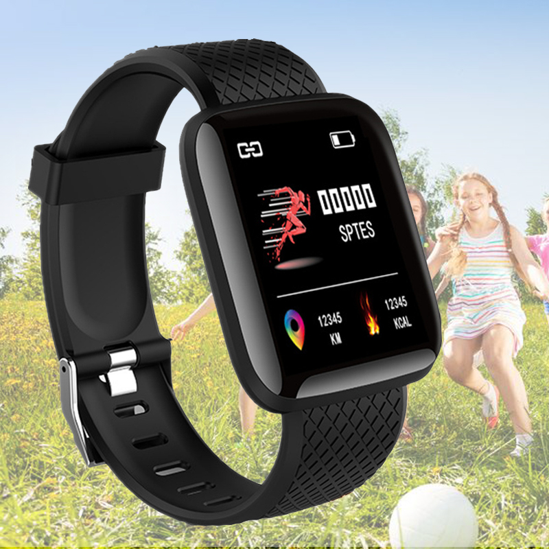 Children Watches Bracelet Wrist-Clock Digital Girls Boys Waterproof Kids Sport Smart