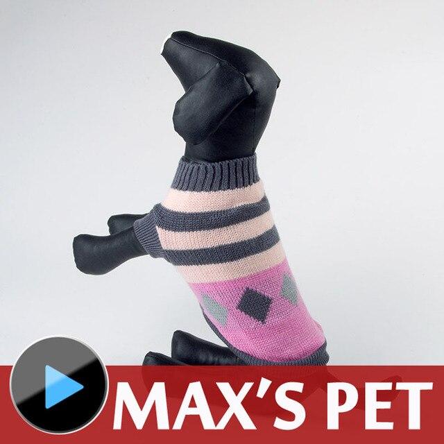 Productos para mascotas 2015 moda suéter del perro para la primavera ...