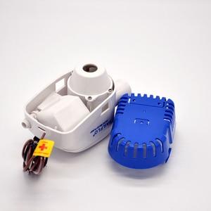 Image 4 - Free shipping,DC 12V/24V 1200/1100GPH Automatic bilge pump,submersible boat water pump,electric pump for boats.Bilge Pump 12v