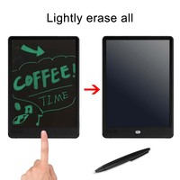 10 Inch Digital LCD Writing Pad Tablet eWriter Electronic Drawing Graphics Board Notepad with Stylus Memo Board for Kids Adults