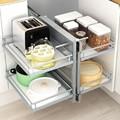 Organizar Cestas Para Colgar En La Ducha Mutfak Malzemeleri Keuken стойка для посуды органайзер для кухни кухонная корзина