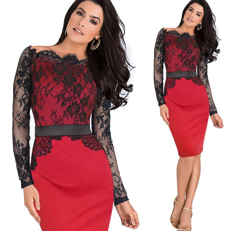 Bayan elbise dantelli kol ve açık omuz vintage  tasarimi ile muhtesem bir elbise modeli ,bayan elbise,elbise,