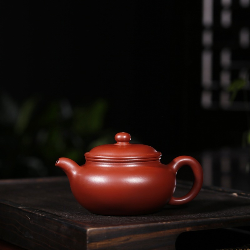 All hand recommended wholesale classic antique teapot yixing dahongpao boutique tea craft productionAll hand recommended wholesale classic antique teapot yixing dahongpao boutique tea craft production