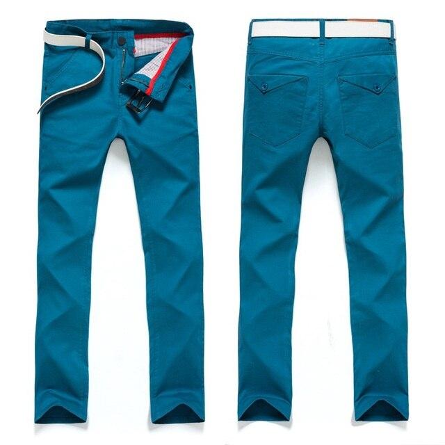 ДИ MOONLY 9 Цвет плюс размер 28-38 весна лето осень на открытом воздухе мужские брюки Высокое качество брюки мужчины случайные мужчины брюки