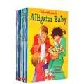 21 книги/набор rotor Munsch выучите английские книги раскраска для детей Детский комикс Ранние развивающие игрушки для детей