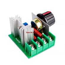 220V 2000W Speed Controller SCR Voltage Regulator Dimming Dimmers Thermostat(China (Mainland))
