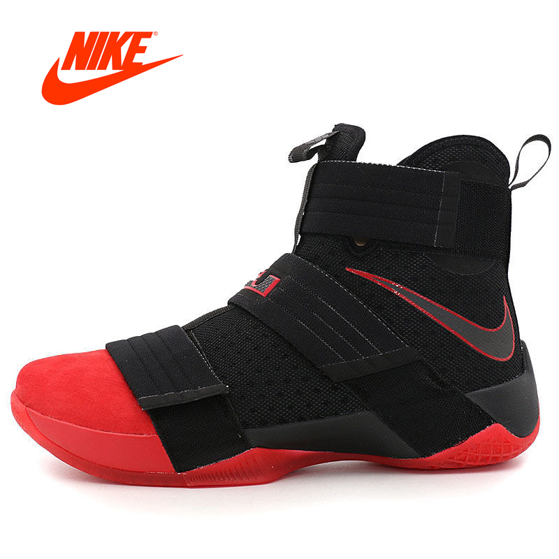 Original New Arrival Official NIKE LEBRON SOLDIER 10 Men's Cool Camouflage Basketball Shoes Sneakers skiip37nab12t4v1 is new semikron igbt module
