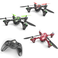Real Time Hubsan X4 H107c Remote Control Helicopter 100m Control Distance UFO RC Drones 2 4G