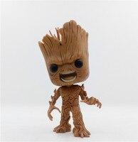 ใหม่น่ารักB Rinquedosผู้พิทักษ์จักรวาลมินิน่ารักความโกรธเด็กg rootต้นไม้รุ่นกระทำและตัวเลขของเล่...