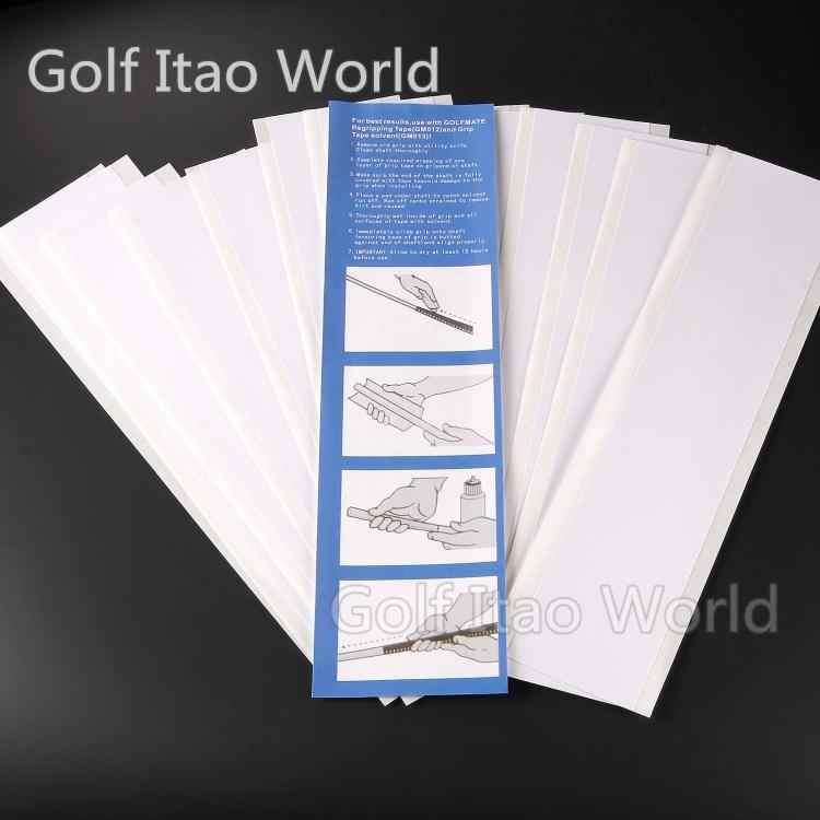13 Pcs Double Sided Nastro di Club Strisce di Nastro Forte Adesività Per Presa di Golf Set