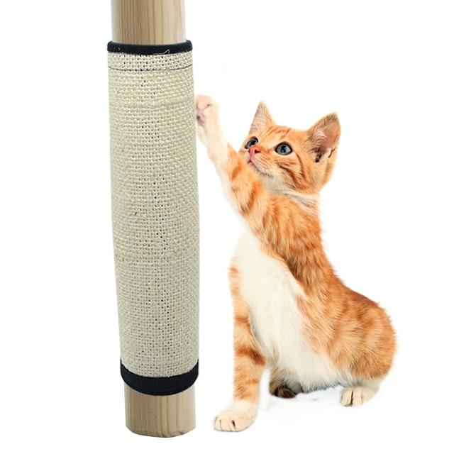 Cat Scratcher Toy Cats Kitten Scratch Board Catnip Tower Climbing