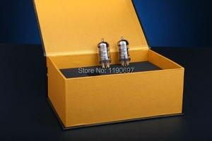 Image 4 - 1Piece NEW SHUGUANG Vacuum Tube 12AX7 T Replace 12AX7 ECC83 6N4 7025 12AX7B Electronic Tube Free Shipping
