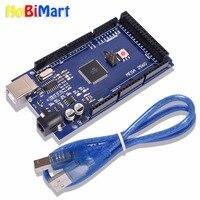 10pcs MEGA 2560 Board R3 Mega2560 REV3 ATmega2560 16AU CH340G Mega 2560 R3 Compatible Boards For