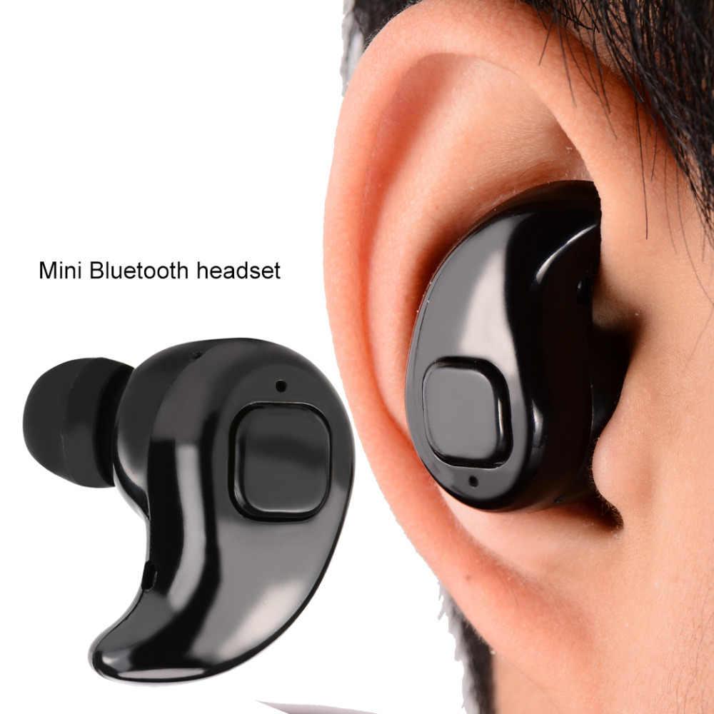 23759a4c3ba ... Wireless Portable Bluetooth Earphone Microphone S530X Headsets  Handsfree mini earpiece Sport Earbuds For xiaomi iphone phones ...