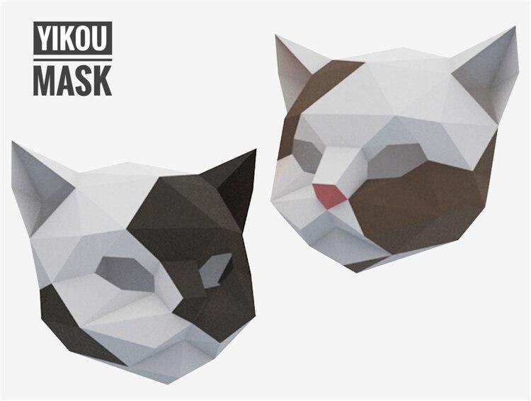 Erfreut Katze Gesichtsmaske Vorlage Ideen - Beispielzusammenfassung ...