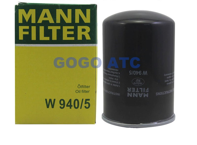 MANN-FILTER W 962 Ölfilter