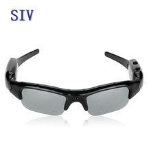 c297f8a572a62 SIV SIV 1 PC HD Óculos Câmera Óculos De Sol DVR Óculos Gravador de Vídeo  Digital Camcorder