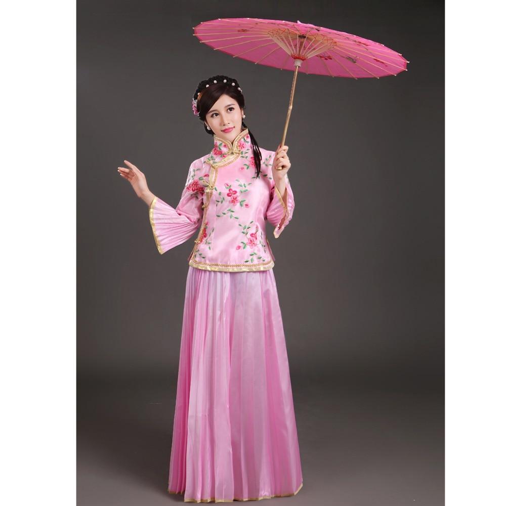 Excelente Vestidos De Las Damas Tradicionales Ideas Ornamento ...