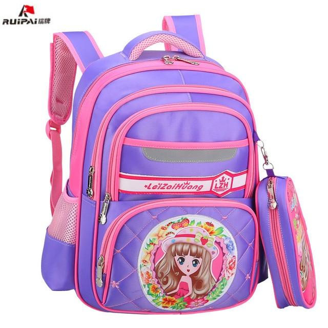 children school bags kids orthopedic schoolbags primary school ...