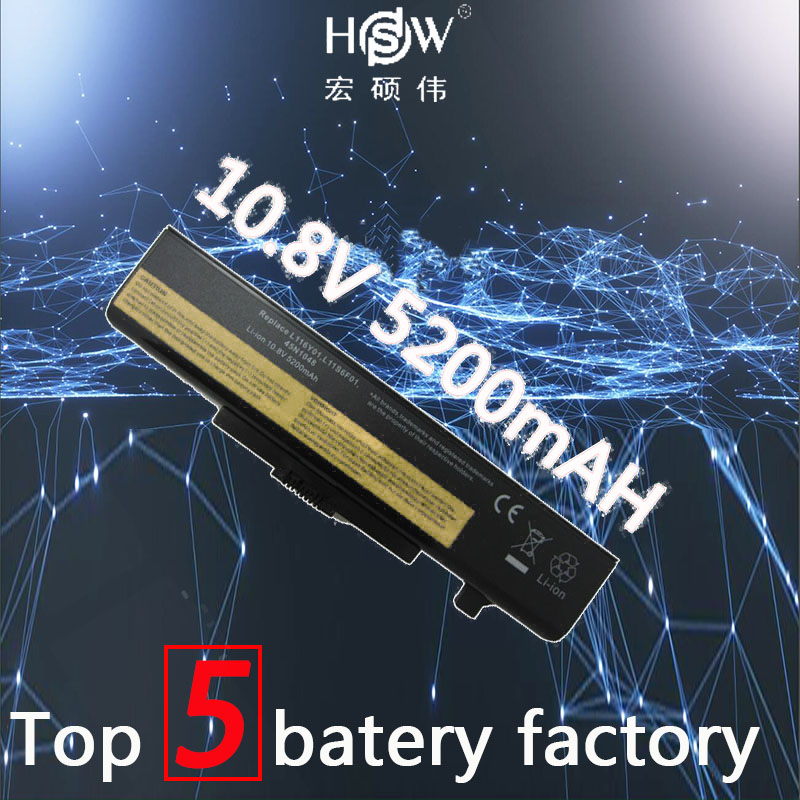 HSW New Laptop Battery for Lenovo IdeaPad G480 G485 G580 G580 G380 G385 Z380 Z385 Z480 Z485 Z580 Z585 L11S6Y01 L11L6Y01 bateria laptop battery for lenovo g480 g580 y480 y580 z480 z580 g485 g585 y485 z380 z485 z585 y580p y580n y480n y480p