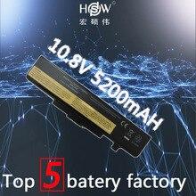 купить New Laptop Battery for Lenovo IdeaPad G480 G485 G580 G580 G380 G385 Z380 Z385 Z480 Z485 Z580 Z585 L11S6Y01 L11L6Y01 bateria akku дешево