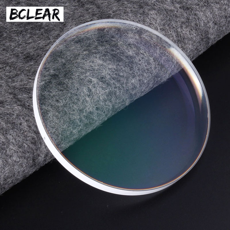 Image 3 - BCLEAR 1.74 Double Aspherical Diopter Lenses High Index Super Thin Aspheric Optical Prescription Lenses For Myopia GlassesEyewear Accessories   -