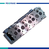 AMC 908615 4M40 cylinder head Assembly 8 Valve SHOC aluminum alloy 1994 for Mitusbishi Canter Pajero Delica 3.2D ME202621